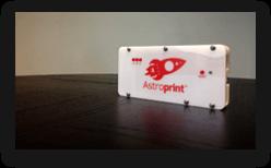 AstroBox web page