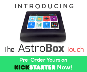 The AstroBox Touch