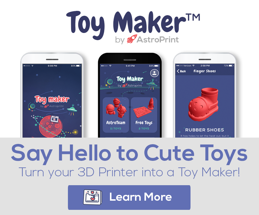 Toy Maker Mobile App