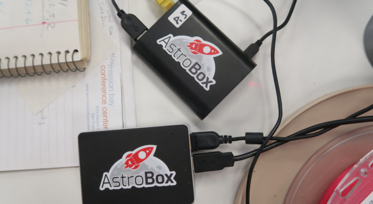 Build an AstroBox Gateway for Wireless 3D Printing